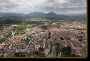 vista della città di Benevento