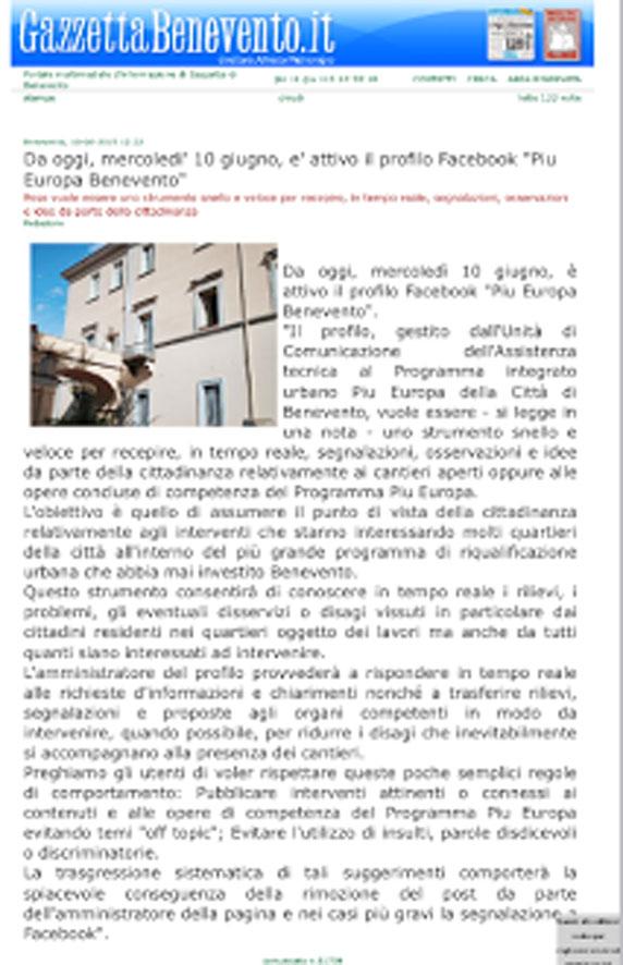 Foto Dai Giornali Rassegna Stampa