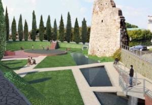 """Firmato il contratto per il progetto """"Costruzione del ponte """"Torre della Catena"""" sul fiume Sabato"""