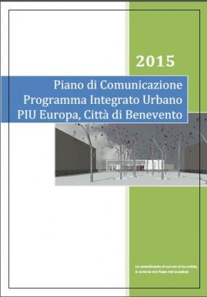 Piano di Comunicazione - anno 2015