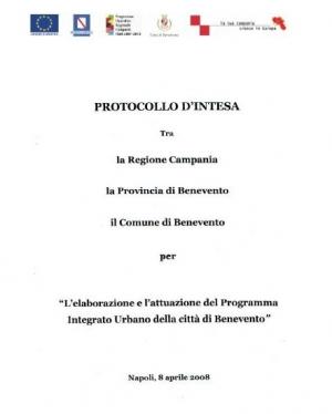 Protocollo d'intesa PIU Europa