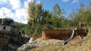 Alluvione, ok della Commissione Ue alla deroga sui progetti