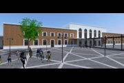 Al via i lavori a piazza Bissolati e piazza Colonna. Cambia la viabilità