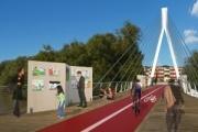 Ponte ciclo-pedonale, approvata variante al progetto per il ripristino dell'argine sul fiume Sabato