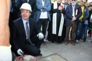 PIU' EUROPA, inaugurato il cantiere per la riqualificazione del Rione Ferrovia
